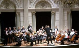 Optreden Concertgebouw Amsterdam, juni 2009